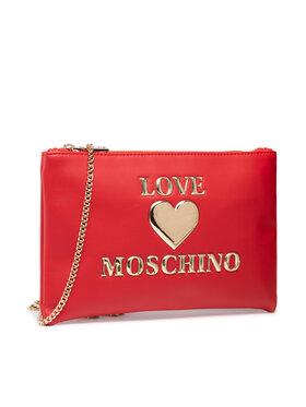 LOVE MOSCHINO LOVE MOSCHINO Rankinė JC4168PP1DLF0500 Raudona