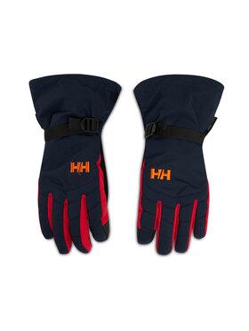 Helly Hansen Helly Hansen Lyžařské rukavice Juniper Glove 67457-597 Tmavomodrá