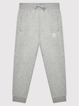 adidas adidas Spodnie dresowe adicolor H32407 Szary Regular Fit
