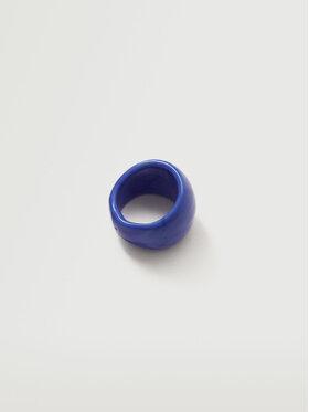 Mango Mango Gyűrű Lavanda 17051509 Kék