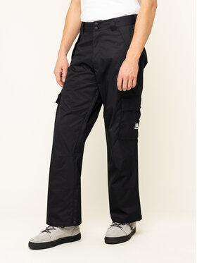DC Snowboardové nohavice Banshee EDYTP03047 Čierna Regular Fit