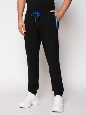 Emporio Armani Underwear Emporio Armani Underwear Teplákové nohavice 111690 1P575 00020 Čierna Regular Fit