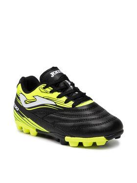 Joma Joma Обувки Toledo Jr 2101 TOJS2101HG Черен