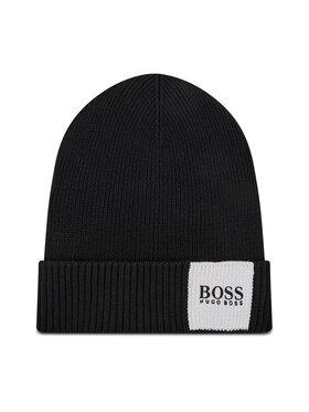 Boss Boss Čepice Arebo_Beanie 50435476 Černá