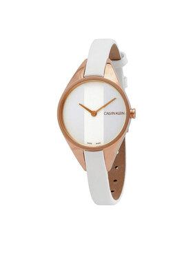 Calvin Klein Calvin Klein Часовник Lady K8P236L6 Бял