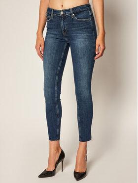 Calvin Klein Jeans Calvin Klein Jeans Skinny Fit džíny Ckj 011 J20J214411 Tmavomodrá Skinny Fit