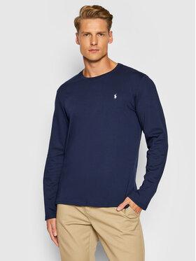 Polo Ralph Lauren Polo Ralph Lauren Longsleeve Sle 714844759002 Σκούρο μπλε Regular Fit