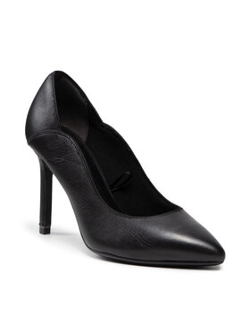 Tamaris Tamaris Pantofi cu toc subțire 1-22437-27 Negru