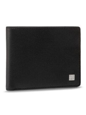 Trussardi Trussardi Голям мъжки портфейл Wallet Credit Card 71W00005 Черен