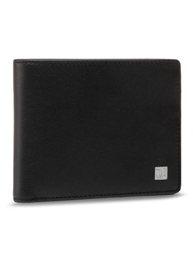 Trussardi Trussardi Nagyméretű férfi pénztárca Wallet Credit Card 71W00005 Fekete
