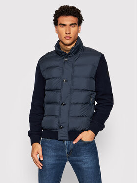 Woolrich Woolrich Prijelazna jakna CFWOSW0114MRUT2849 Tamnoplava Regular Fit
