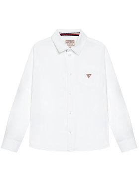Guess Guess Πουκάμισο L1RH07 W9CL0 Λευκό Regular Fit