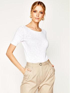 Marc O'Polo Marc O'Polo T-Shirt B01 2261 51399 Weiß Regular Fit