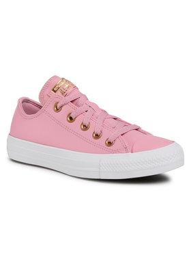 Converse Converse Sneakers aus Stoff Ctas Ox 568661C Rosa