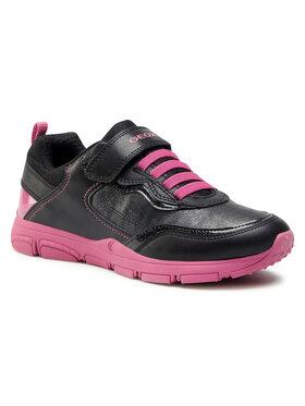 Geox Geox Sneakersy J N.Torque G. A J048HA 0BC14 C0922 D Čierna