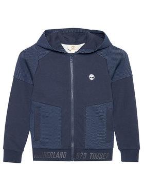 Timberland Timberland Felpa T25S19 D Blu scuro Regular Fit