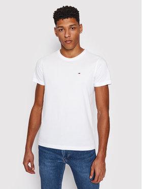 Tommy Jeans 2-dielna súprava tričiek Tjm 2 Pack Cneck Tee DM0DM10705 Farebná Slim Fit