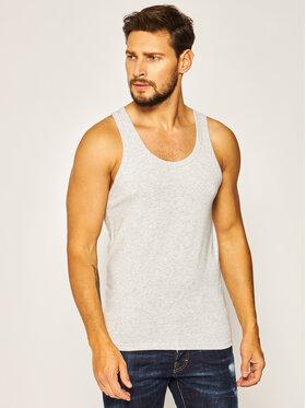 Dsquared2 Underwear Dsquared2 Underwear Tank top marškinėliai D9D203040 Pilka Slim Fit