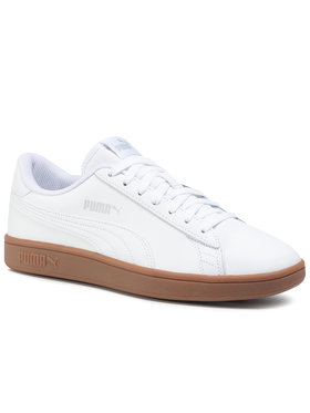 Puma Puma Sneakersy Smash V2 L 365215 13 Biela