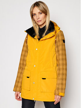 O'Neill O'Neill Parka Explore Snow 0P5010 Jaune Regular Fit