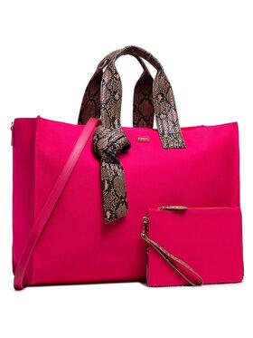 Pinko Pinko Дамска чанта Horizontal Big Shopping PE 21 PLTT 1P224D Y6YK Розов