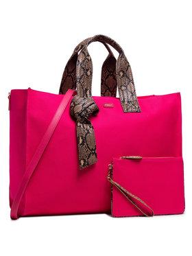 Pinko Pinko Τσάντα Horizontal Big Shopping PE 21 PLTT 1P224D Y6YK Ροζ