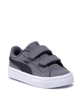 Puma Puma Sneakersy Smash Vulc Inf 370706 03 Šedá