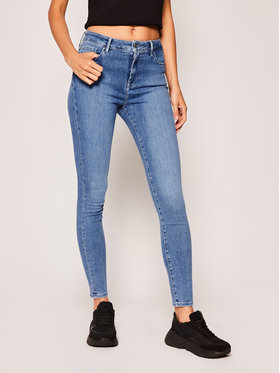 Tommy Hilfiger Tommy Hilfiger Skinny Fit Jeans TH Flex WW0WW27240 Blau Ultra Skinny Fit