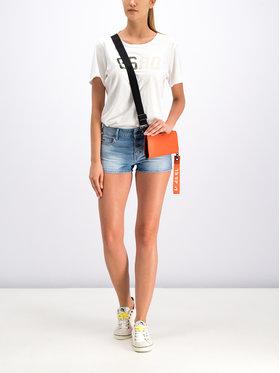 G-Star Raw G-Star Raw T-Shirt D13005-4107-111 Biały Oversize