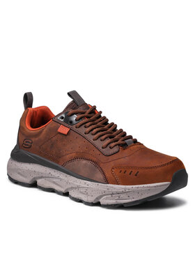 Skechers Skechers Sneakersy Spardo 210342/CDB Brązowy