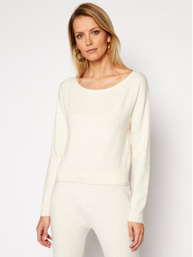 Guess Guess Пуловер Tanya W0RR26 R2QA0 Бежов Regular Fit