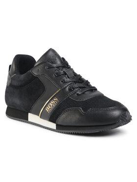 Boss Boss Sneakersy J29225 D Čierna