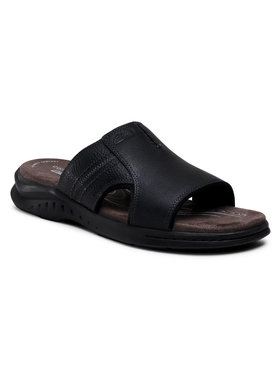 Clarks Clarks Papucs Hapsford Slide 261580857 Fekete