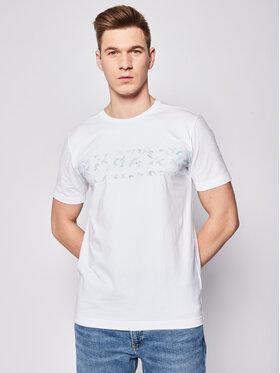 Boss Boss T-Shirt Tee 14 50427338 Biały Regular Fit