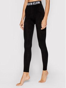 Calvin Klein Calvin Klein Legíny 100001779 Čierna Slim Fit
