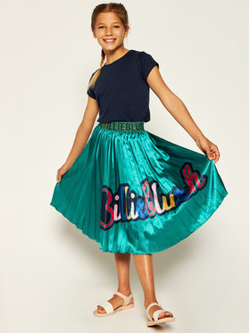 Billieblush Billieblush Пола U13262 Зелен Regular Fit