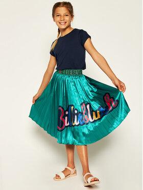 Billieblush Billieblush Sukně U13262 Zelená Regular Fit
