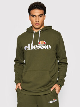 Ellesse Ellesse Sweatshirt Ferrer SHK13288 Vert Regular Fit