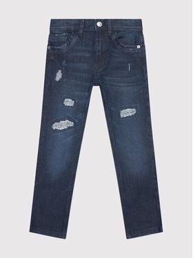 United Colors Of Benetton United Colors Of Benetton Jeans 4XA257O50 Dunkelblau Slim Fit