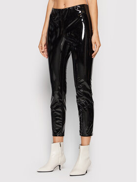 Marciano Guess Marciano Guess Leggings Mirror 1BGB24 9639Z Fekete Slim Fit