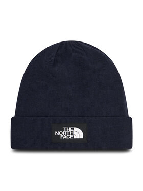 The North Face The North Face Čepice Dock Worker Recycled Beanie NF0A3FNTRG1-OS Tmavomodrá