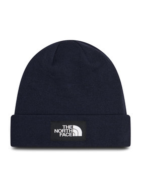 The North Face The North Face Czapka Dock Worker Recycled Beanie NF0A3FNTRG1-OS Granatowy