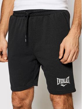 Everlast EVERLAST Pantaloni scurți sport 810520-60 Negru Regular Fit
