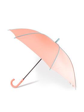 Esprit Esprit Parasolka Long Ac Color Pop 53264 Różowy