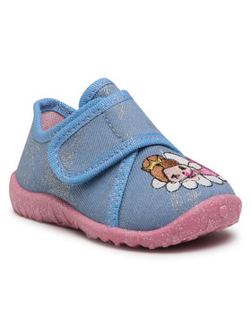 Superfit Superfit Papuci de casă 1-009254-8010 Albastru