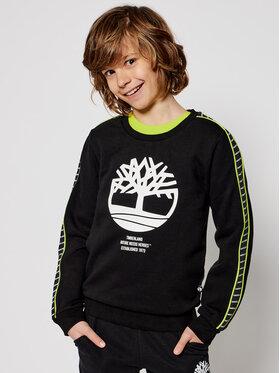 Timberland Timberland Sweatshirt T45820 Schwarz Regular Fit
