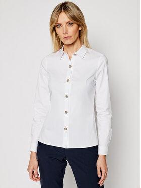 Morgan Morgan Košile 211-CONNY Bílá Slim Fit