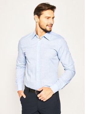 Joop! Joop! Marškiniai 17 JSH-63Pierce 30019726 Mėlyna Slim Fit