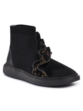 Liu Jo Liu Jo Sneakersy Greta 175 4F0755 TX136 Černá