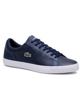 Lacoste Lacoste Sneakersy Lerond 0120 1 Cma 7-40CMA0027092 Granatowy